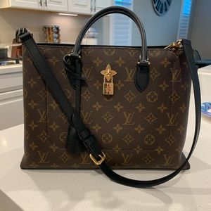 Louis Vuitton Flower Tote Noir